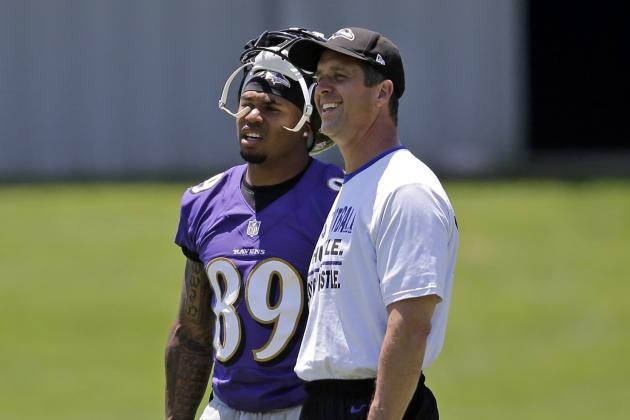 Baltimore Ravens Who've Turned Heads in Offseason Workouts