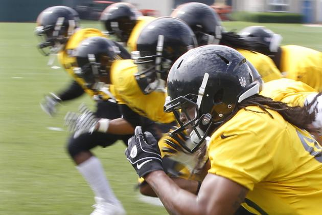 The Five Biggest Issues Facing the Pittsburgh Steelers with OTAs Wrapped