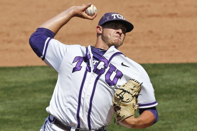MLB Draft 2015 Big Board: B/R's Initial Position-by-Position Rankings