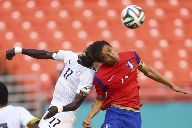 Ghana vs. South Korea: 6 Takeaways from Korea's Damaging Defeat