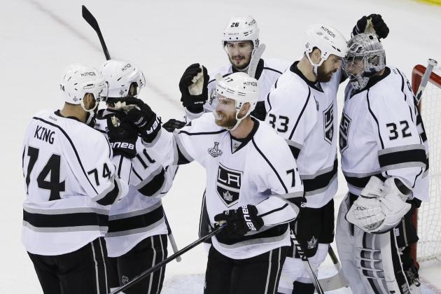 Los Angeles Kings vs. New York Rangers: Biggest Takeaways from Game 3