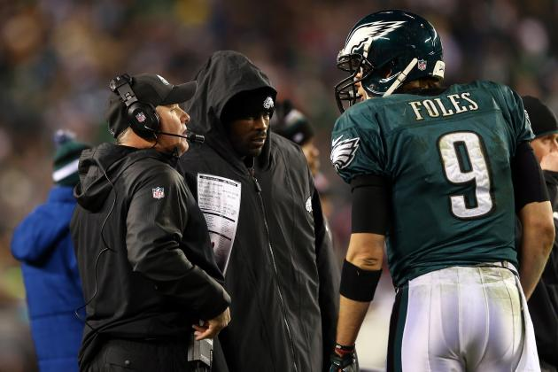 The 5 Biggest Issues Facing the Philadelphia Eagles with OTAs Wrapping Up