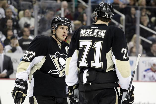 Ranking the 5 Players Likely to Spend Their Career with the Pittsburgh Penguins