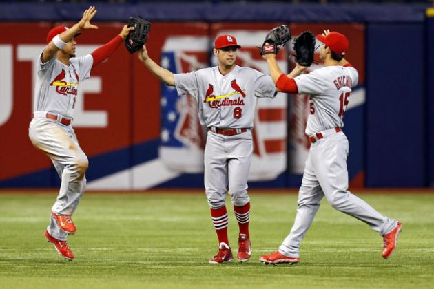 St. Louis Cardinals Prospects: B/R's Top 15 Breakdown, Post-2014 Draft