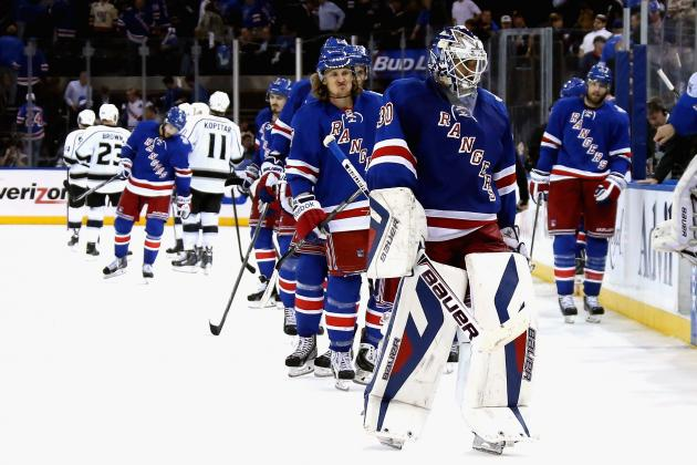 3 Keys for the New York Rangers to Mount an Epic Comeback in Stanley Cup Final