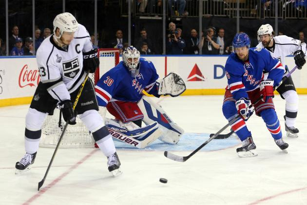Los Angeles Kings vs. New York Rangers Game 4: Keys for Each Team