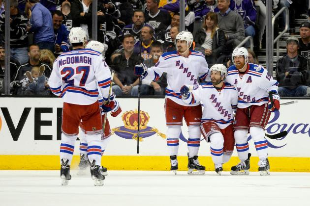 10 NHL Teams That Could Shed Salary Before 2014-15