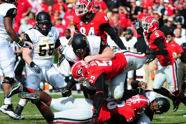 Georgia Football: Projecting Who Will Win the Bulldogs' Open Starting Positions