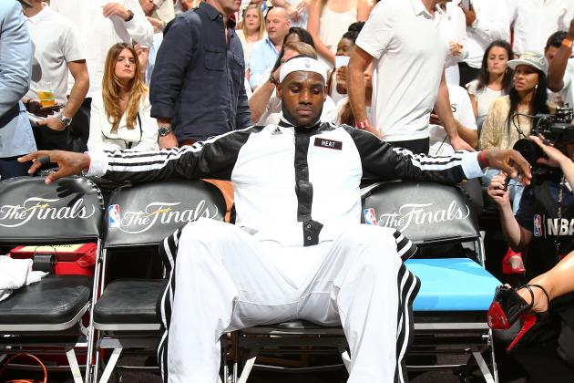 15 Things You Never Knew About LeBron James