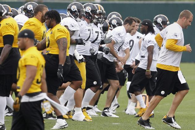 5 Bold (and Slightly Less Bold) Predictions for the 2014 Pittsburgh Steelers