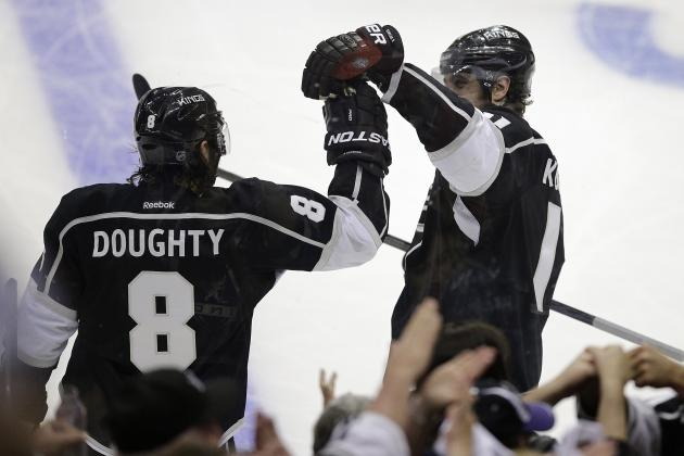 Who's the Kings' Conn Smythe Favorite with the 2014 Stanley Cup in Sight?