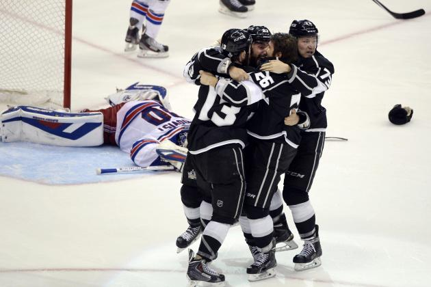 Winners and Losers of the 2014 Stanley Cup Playoffs