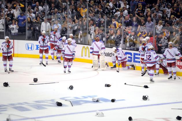 Complete Guide to the New York Rangers 2014 Offseason