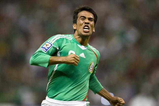 Ranking Mexico's 10 Greatest Midfielders of All Time