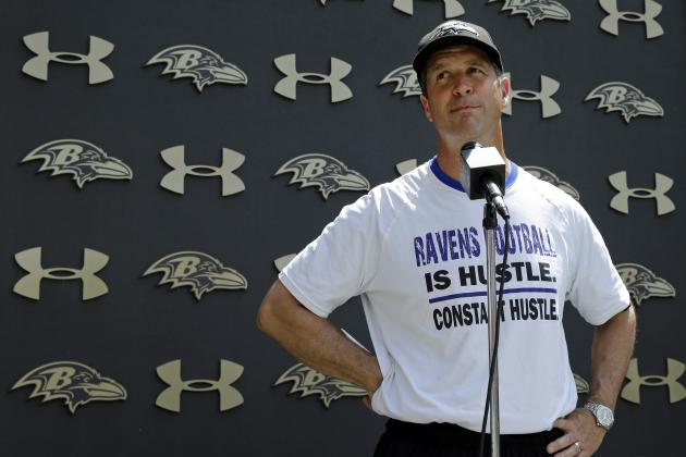 5 Bold (and Slightly Less Bold) Predictions for the 2014 Baltimore Ravens