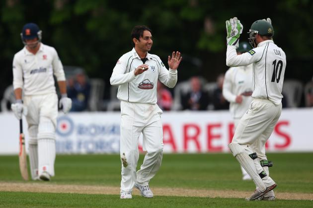 County Championship Team of the Week: Saeed Ajmal, Michael Carberry and More