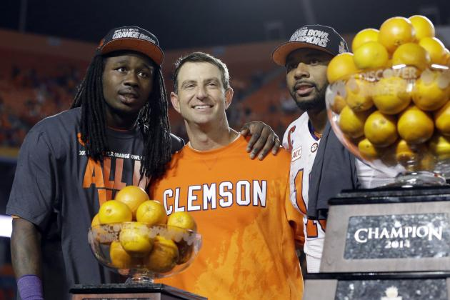 Clemson Football: Recapping the Biggest 2014 Offseason News so Far
