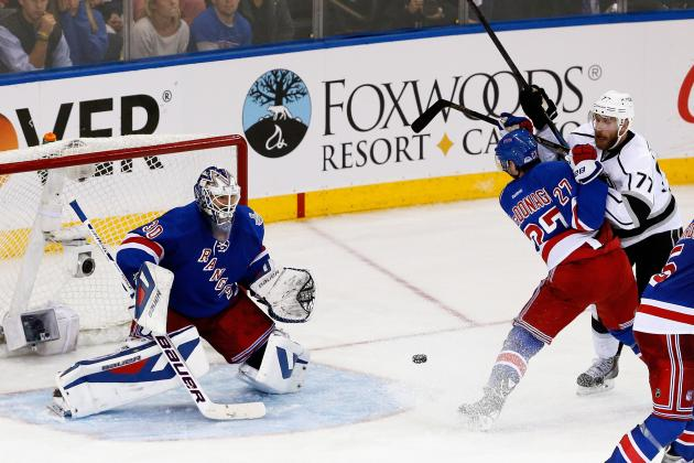 Los Angeles Kings vs. New York Rangers: Biggest Takeaways from Game 4