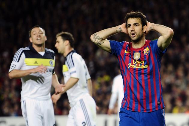Paper Gossip: Chelsea Confident on Cesc Fabregas, Liverpool Move for Max Meyer