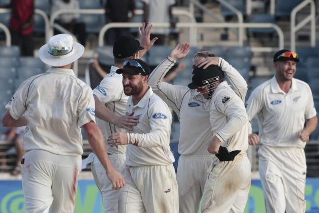 West Indies vs. New Zealand, 1st Test: Winners and Losers from Jamaica