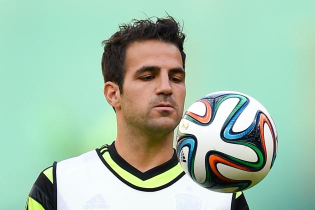 Cesc Fabregas: 6 Reasons for Chelsea Fans to Get Excited About New Signing