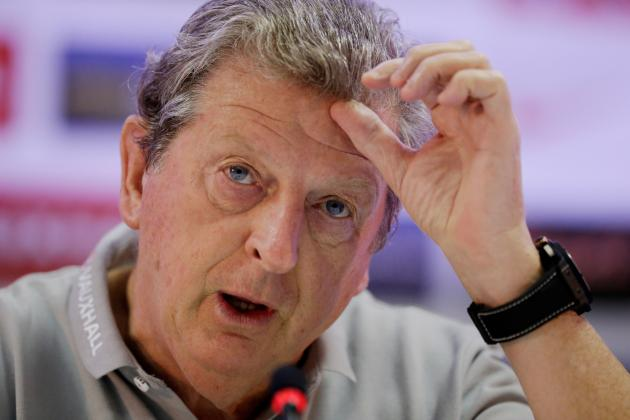 England vs. Italy: Key Selection Decisions for Roy Hodgson