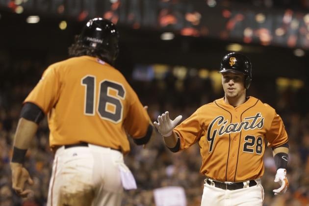 How San Francisco Giants Offense Has Evolved into One of NL's Best