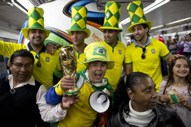 World Cup Picks: Last Minute Group Predictions Based on Betting Volumes