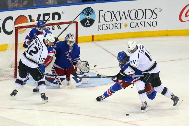 New York Rangers vs. Los Angeles Kings Game 5: Keys for Each Team