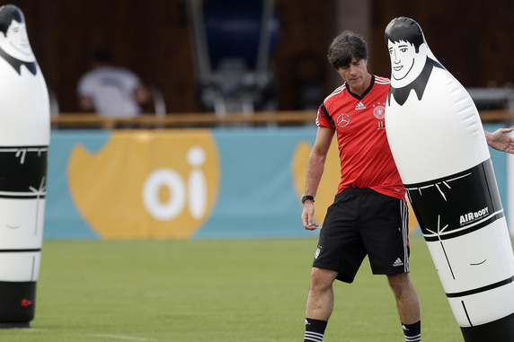 5 Questions for Joachim Low Ahead of Germany's Clash with Ghana