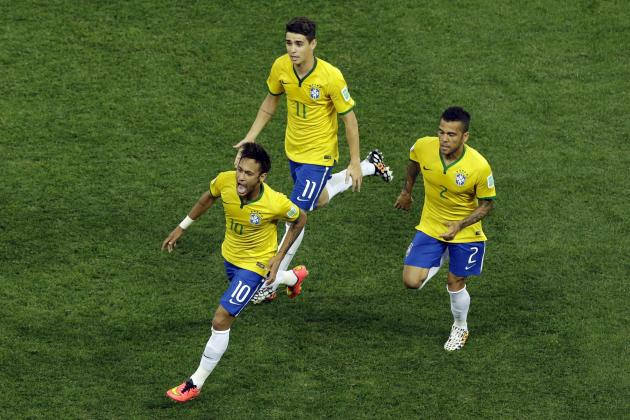 Brazil vs. Croatia: 6 Things We Learned