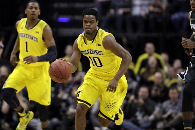 Michigan Basketball: Predicting Wolverines' Most Improved Players in 2014-15