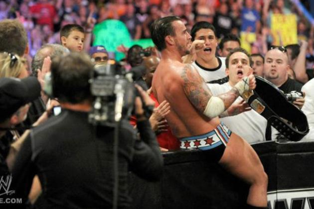 WWE Money in the Bank 2014: Most Controversial Moments in PPV's History