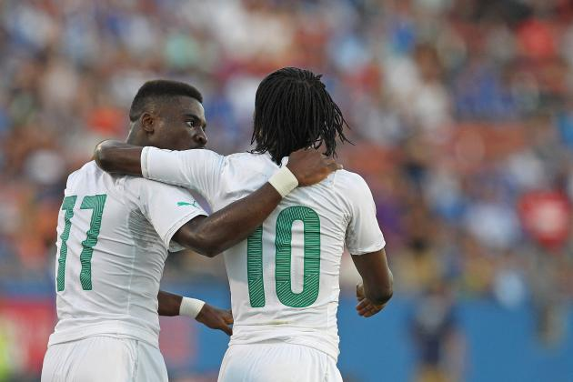 Key Battles That Will Shape Ivory Coast's World Cup Clash with Japan