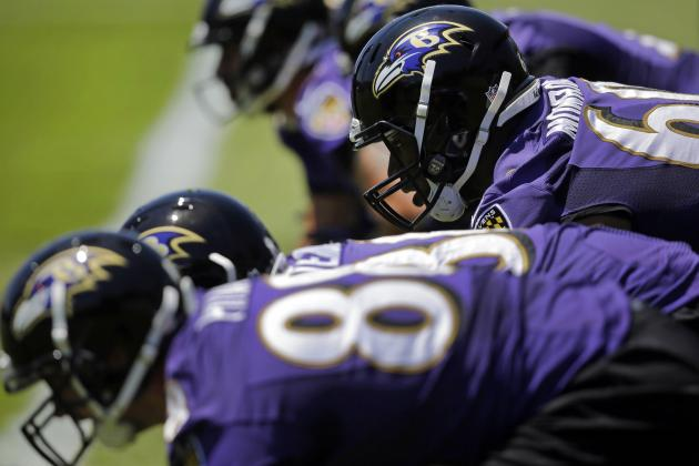 The 7 Biggest Issues Facing Baltimore Ravens with OTAs Wrapped