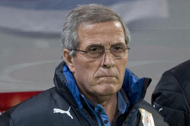 Uruguay vs. Costa Rica: Key Selection Decisions for Oscar Tabarez