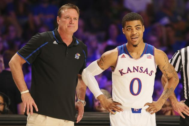 Predicting the 2014-15 Big 12 College Basketball Standings