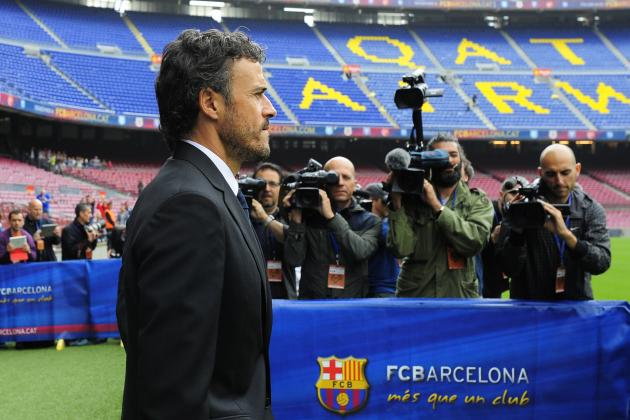 5 Ways Luis Enrique Can Improve Barcelona
