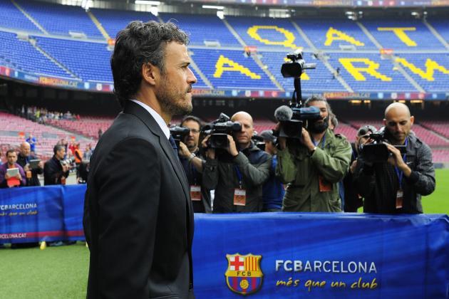 5 Ways Luis Enrique Can Improve Barcelona