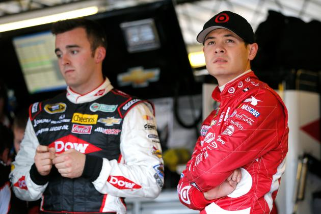 Power Ranking the 2014 NASCAR Sprint Cup Rookies
