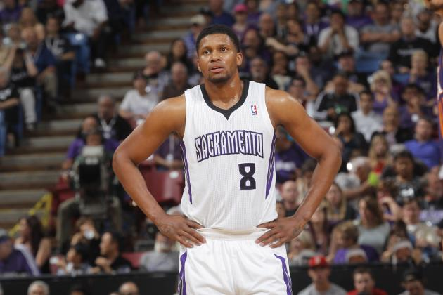 Best Potential Free-Agent Landing Spots for Rudy Gay During 2014 Offseason