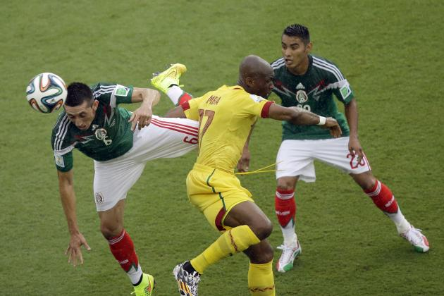 10 Talking Points for Mexico Following Win vs. Cameroon