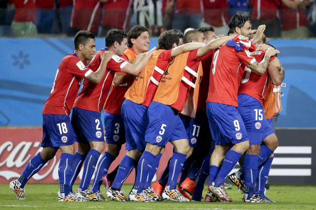 Chile vs. Australia: 6 Things We Learned