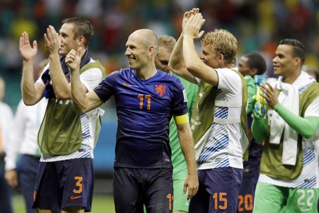 Spain vs. Netherlands: 6 Things We Learned