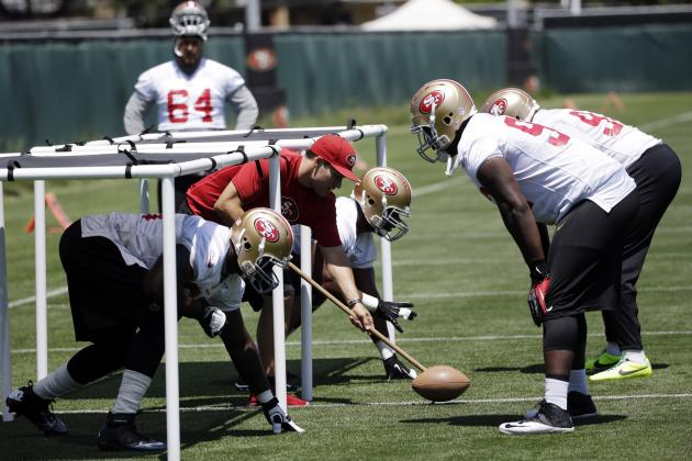 Highlighting 49ers' Deepest, Thinnest Positions Ahead of 2014 Season