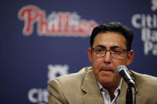 The Biggest Issues Philadelphia Phillies Must Address at the Trade Deadline