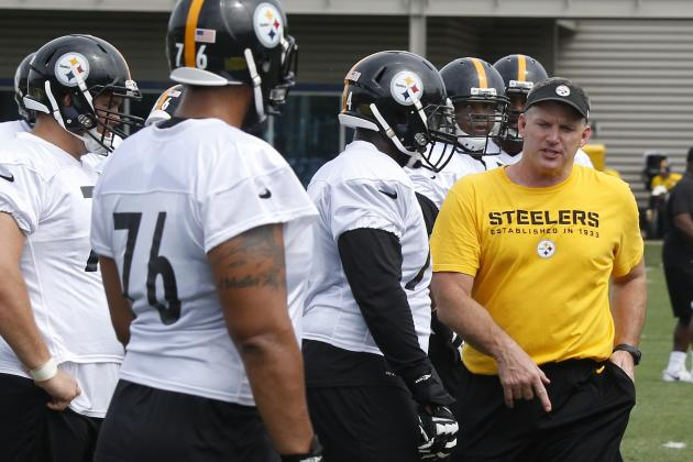 Highlighting Pittsburgh Steelers' Deepest, Thinnest Positions for 2014 Season