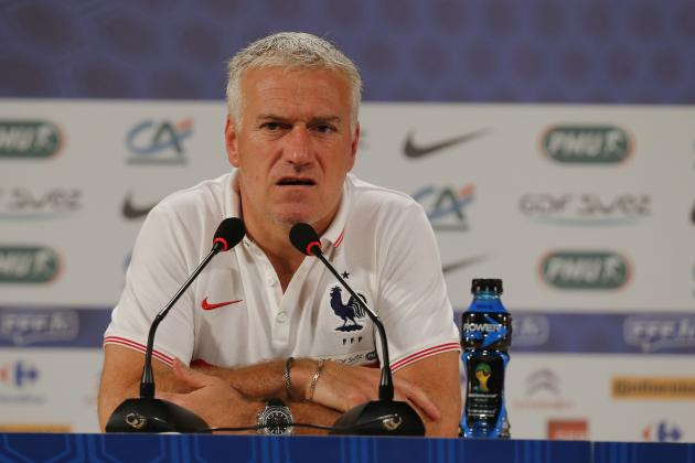 France vs. Honduras: Key Selection Decisions for Didier Deschamps