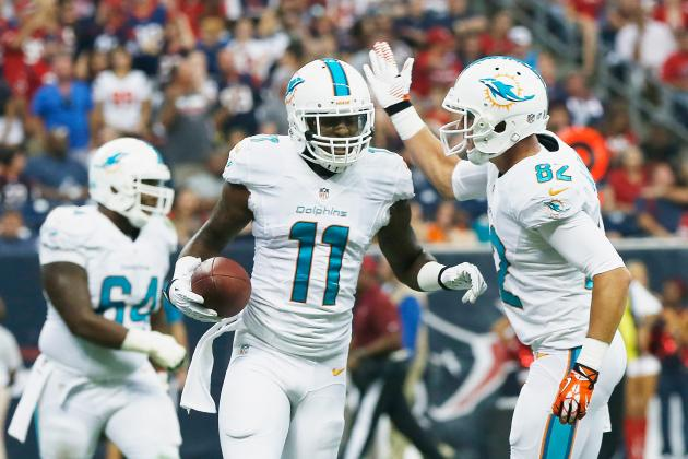 Miami Dolphins: Full Position Breakdown & Depth Chart Analysis at Wide Receiver