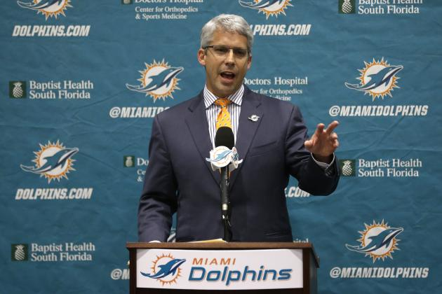 Breaking Down All the New Faces on the 2014 Miami Dolphins